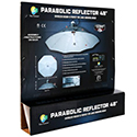 4 Foot Parabolic Reflector