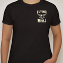 Flying Skull Plant Products T-shirt