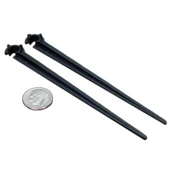 4 inch Support Stakes