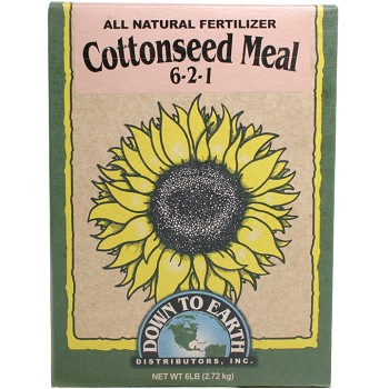 Cottonseed Meal - 6 lb